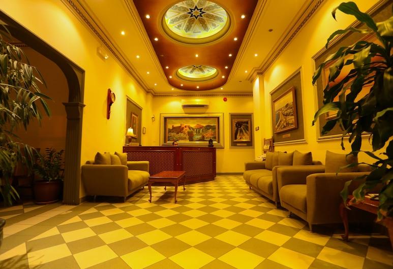 Al Shorouq Hotel Apartments, Muscat, Reception