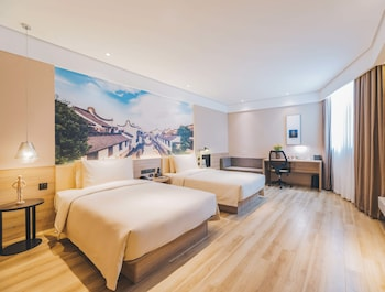 Enter your dates to get the Qingdao hotel deal