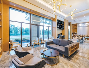 Picture of Atour Hotel Airport Century Park Qingdao in Qingdao