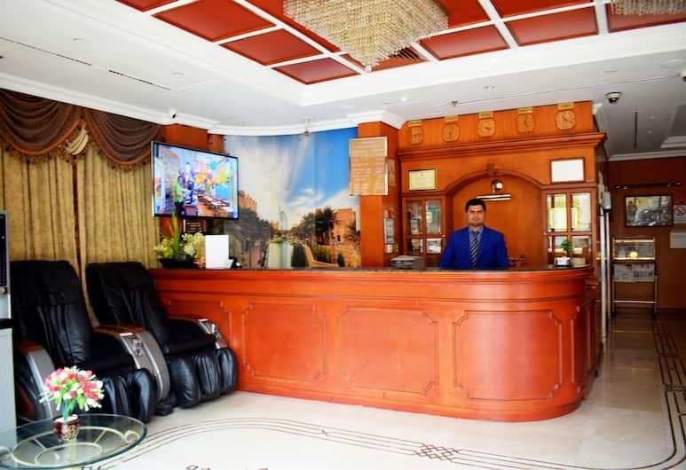 Kings Park Hotel, Dubai, Reception