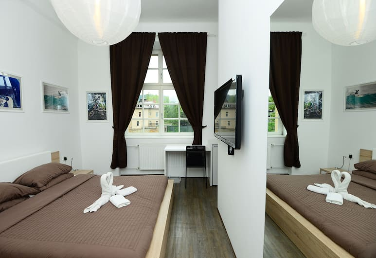 Galeria Rooms, Ljubljana, Double Room, Guest Room