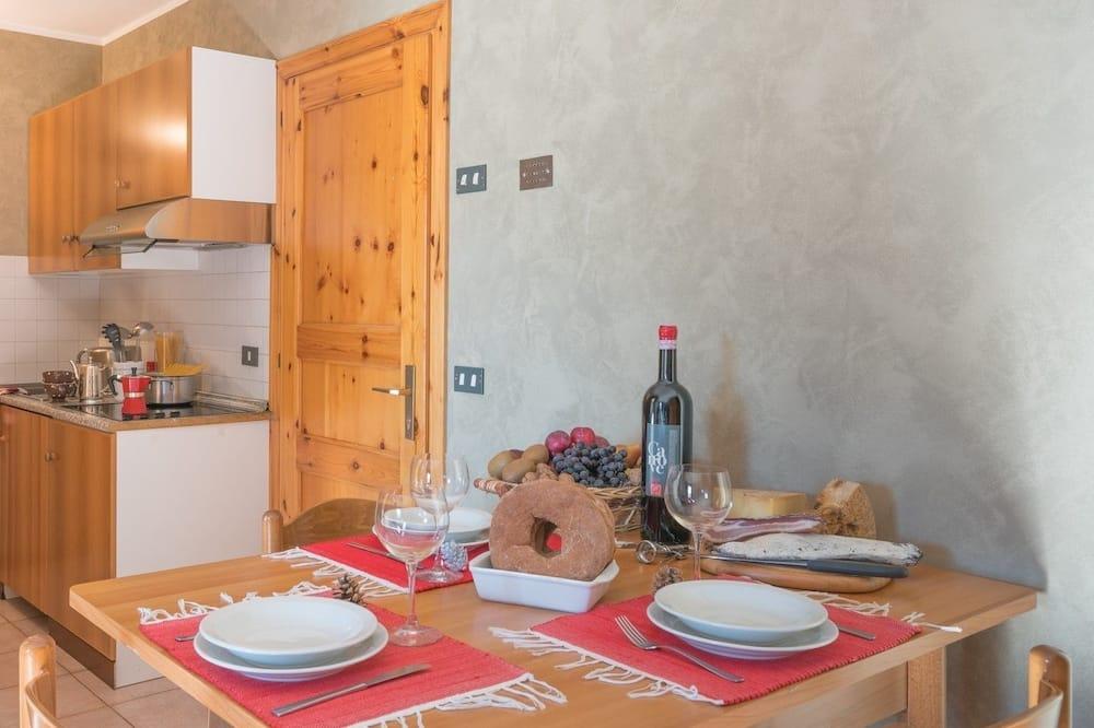 Lägenhet Panoramic - 1 sovrum - Matservice på rummet