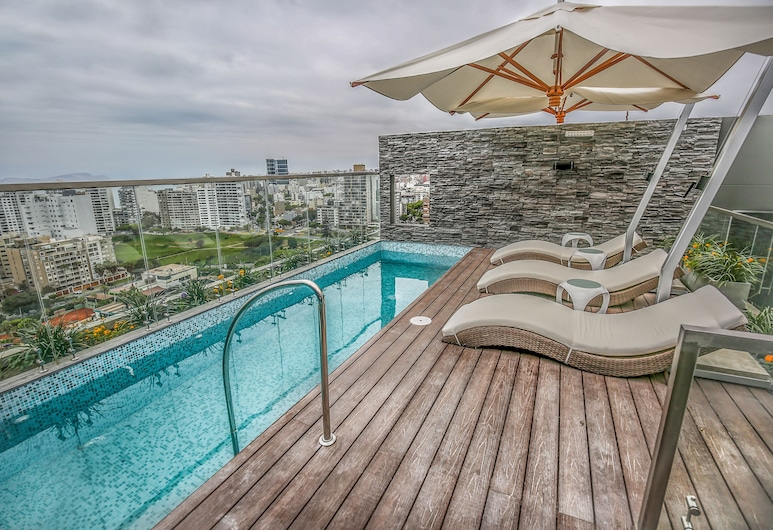 Trendy Host Stelar Miraflores, Lima, Pool