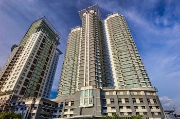 吉隆坡OYO 526 豪華開放式公寓飯店 - 步行至吉隆坡中央車站的相片