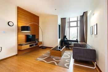 吉隆坡OYO 566 1 房杜雅中央中國城附近飯店的相片