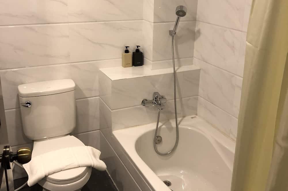 ห้องพรีเมียร์ดับเบิลหรือทวิน - ห้องน้ำ