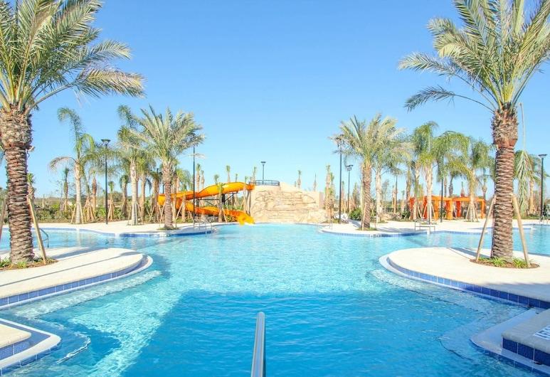 Near Disney Dream Home With Pool, Davenport, Lobby