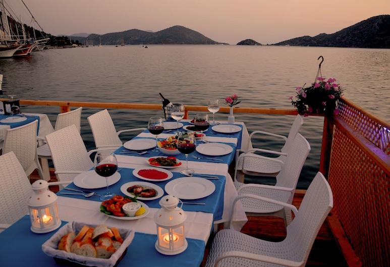 Kaya Hotel, Marmaris, Restaurant
