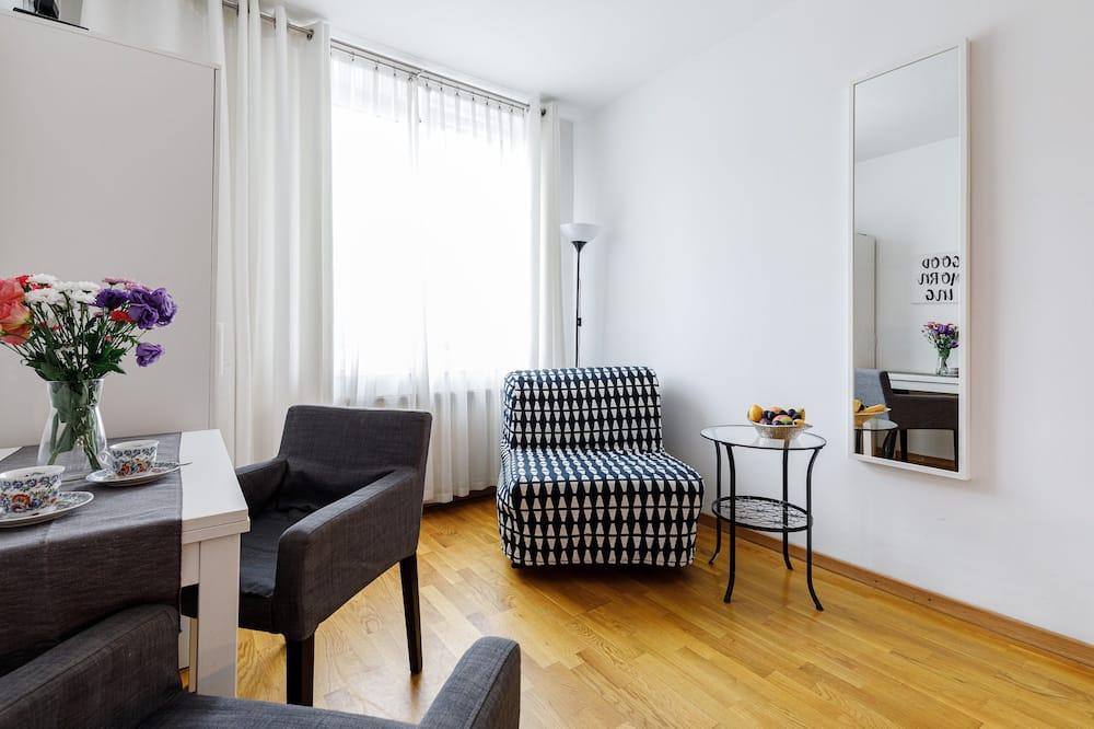 Classic Διαμέρισμα, Θέα στην Πόλη - Περιοχή καθιστικού