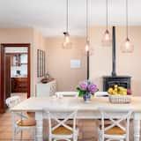 Casa, 4 quartos, Pátio - Étkezés a szobában