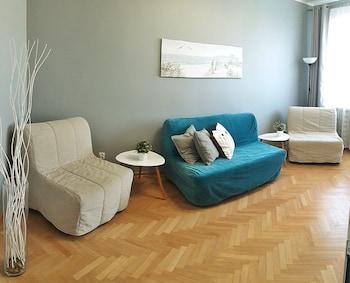 Mynd af Apartament Przytulny OLD TOWN Korzenna í Gdansk
