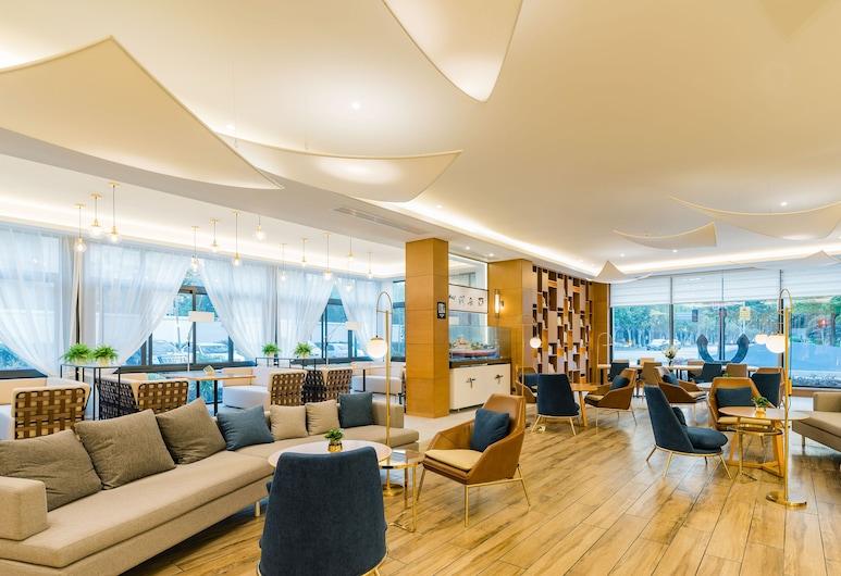 Atour Hotel Lukou Airport Nanjing, נאנג'ינג, אזור ישיבה בלובי