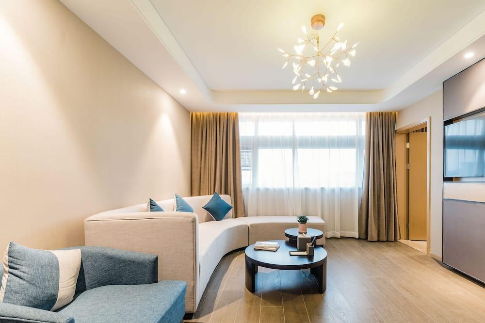 جناح سوبيريور - غرفة معيشة