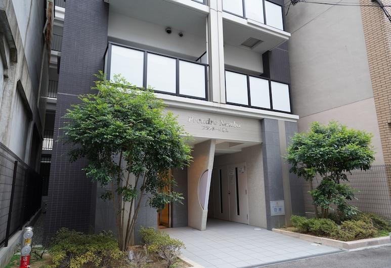 難波站 HG 舒適酒店 63 號, 大阪, 住宿入口