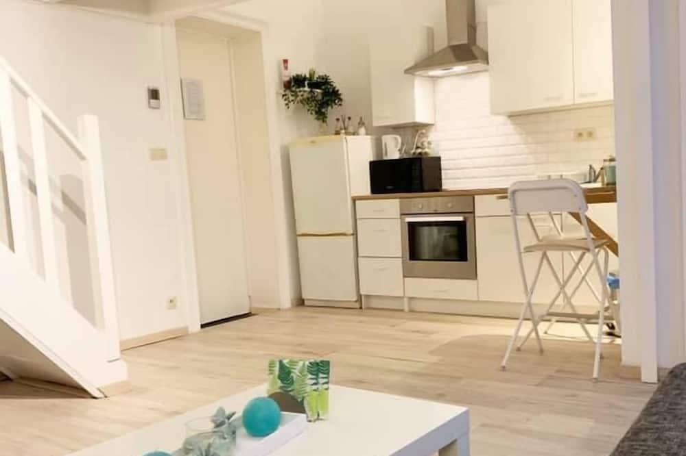 Suite Premium, baño privado (Honey) - Sala de estar