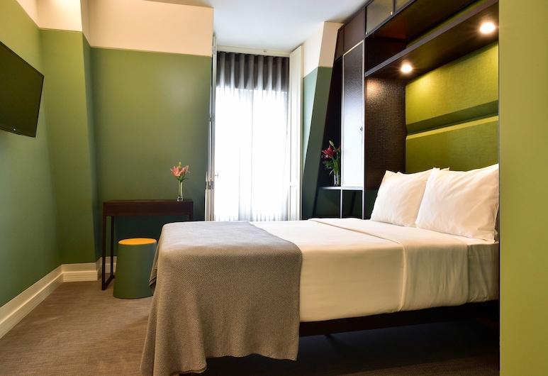 My Story Hotel Charming Augusta, Λισσαβώνα, Δίκλινο Δωμάτιο (Double), Δωμάτιο επισκεπτών