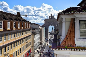 Bild vom My Story Hotel Charming Augusta in Lissabon