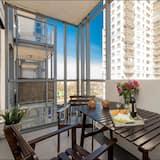 Класичні апартаменти - Балкон