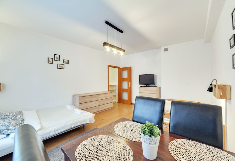 Dream Loft Łagiewniki, Gdansk, Design Apartment, Room