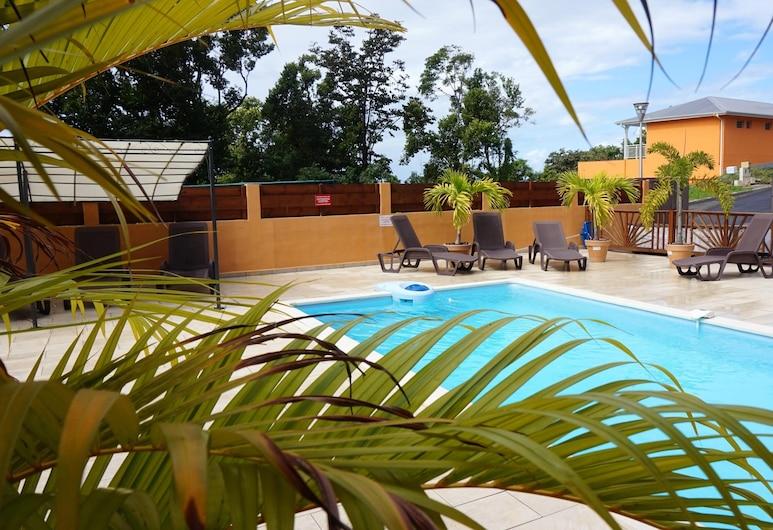 德賽 1 房公寓 - 附共用泳池/專屬花園及 Wi-Fi - 離海灘 900 米, 德斯海茲
