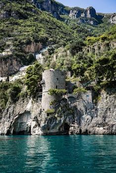 Foto del Torre Trasita in Positano en Positano