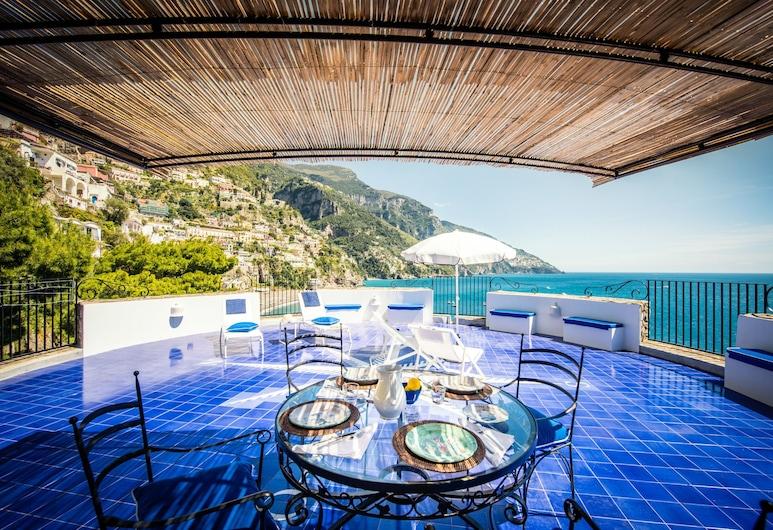 Torre Trasita in Positano, Positano, Deluxe Suite, Terrace, Sea View, Terrace/Patio
