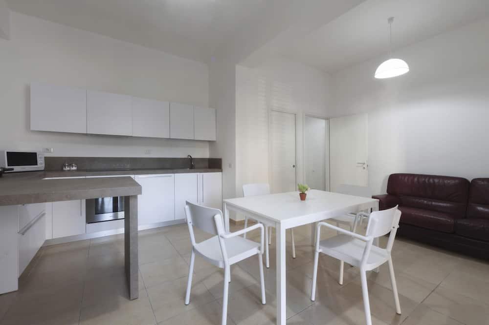 Apartment, Patio (Ground Floor) - Living Area
