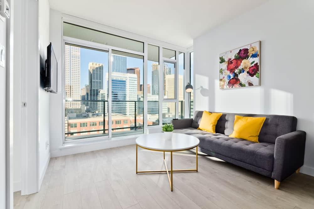 Exclusive Suite, 1 Bedroom, Non Smoking - Living Area