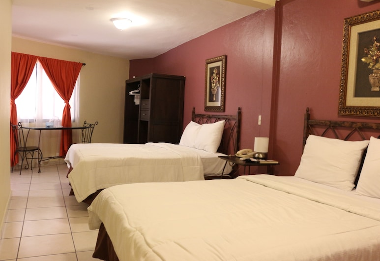 Dolphin Hotel, Tegucigalpa, Camera doppia, 2 letti matrimoniali, Camera