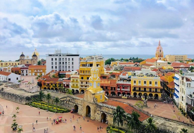 Ganem Lifestyle Suites, Cartagena, Aerial View