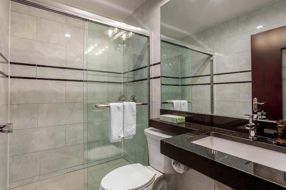 Стандартний номер, 1 ліжко «квін-сайз», для некурців - Ванна кімната