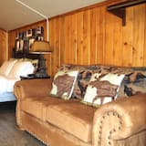 Standard Cabin #5 - Coin séjour