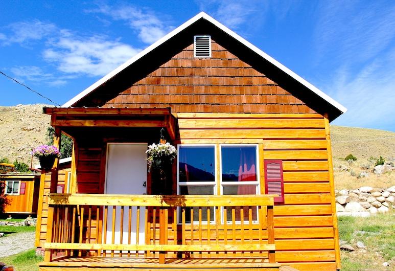 Yellowstone's Treasure Cabins, Гардинер, Comfort Cabin, 2 Bedroom #4, Номер