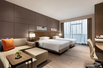 Enter your dates to get the Changsha hotel deal