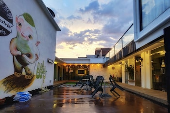 Ipoh — zdjęcie hotelu Beds In Garden Hostel Sdn Bhd