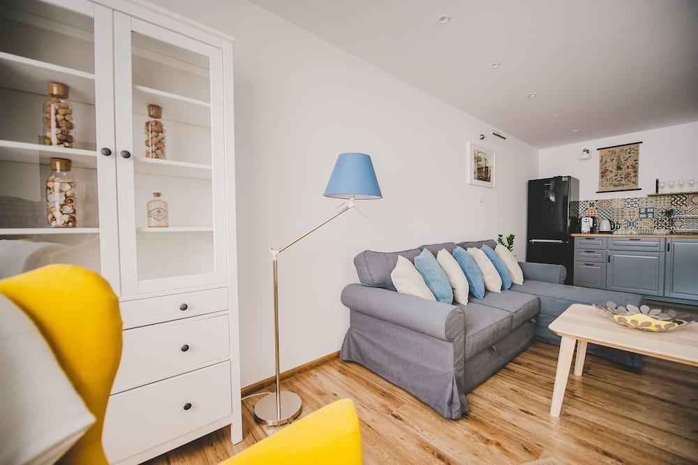 Departamento Premium (304) - Sala de estar