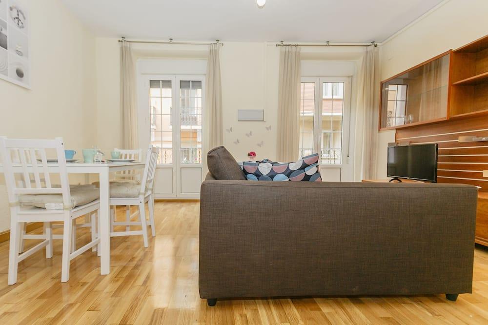 Διαμέρισμα, 2 Υπνοδωμάτια, Μπαλκόνι, Θέα στην Πόλη - Γεύματα στο δωμάτιο
