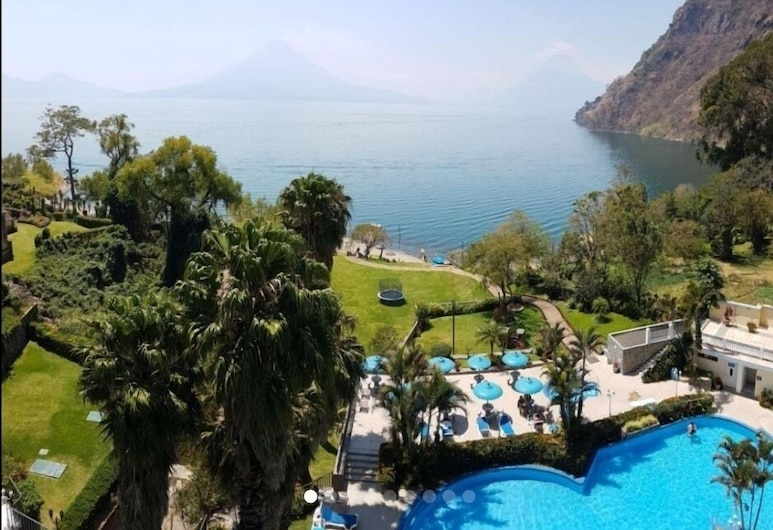 The paradise of Atitlan suites, Панахачель, Бассейн