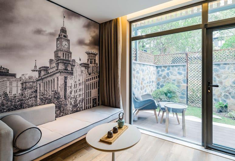 Atour S Hotel South Gate Xian, Xi'an, Suite, View, Living Room