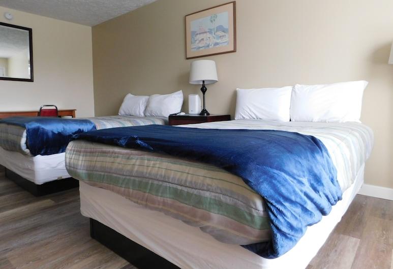 APM INN & SUITES, Martinsburg, Habitación básica, 2 camas dobles, no fumadores, Habitación