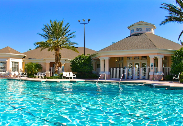 Medway Condo at Windsor Palms Resort, Kissimmee, Outdoor Pool