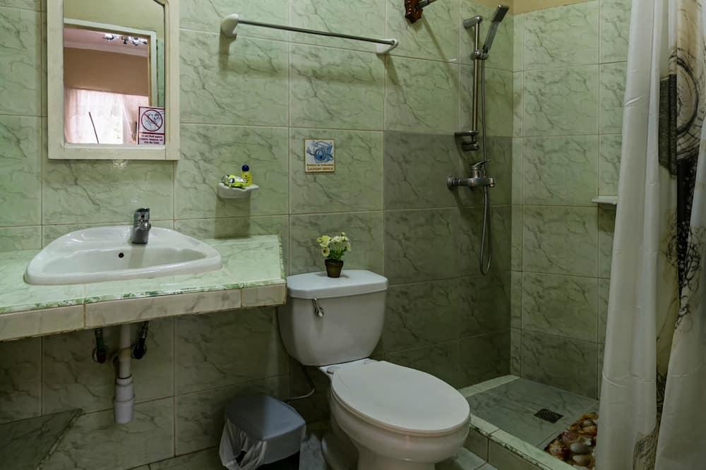 标准双人房, 1 张双人床, 无烟房 - 浴室