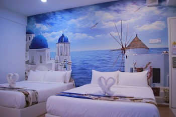 Picture of Santorini Hotel Melaka in Malacca City