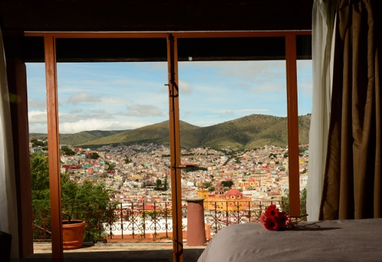 Hotel Chocolate Suites, Guanajuato, Classic Room, 2 Double Beds, Non Smoking, Terrace (Valrhona), Guest Room