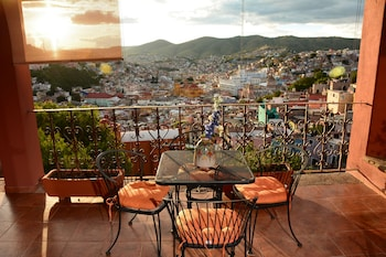 Picture of Hotel Chocolate Suites in Guanajuato