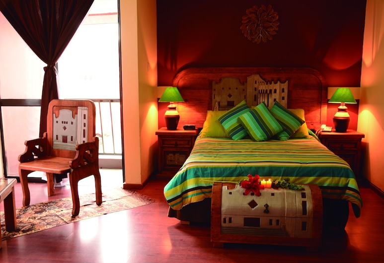 Hotel Chocolate, Guanajuato, Standard Room, 1 Double Bed, Balcony, City View (Amargo), Guest Room