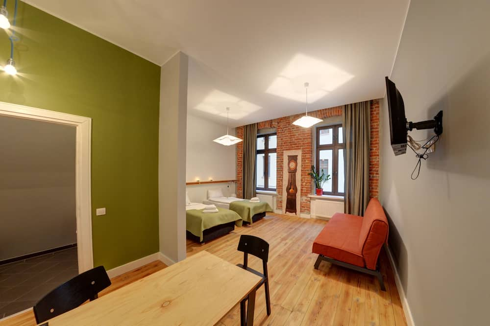 Deluxe-Apartment - Wohnbereich