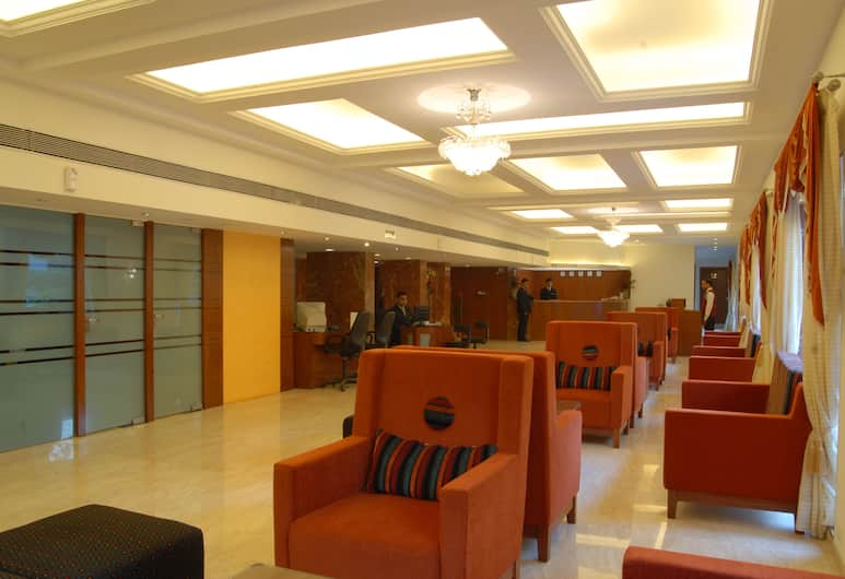 Hotel Juhu Plaza, Bombay, Lobi