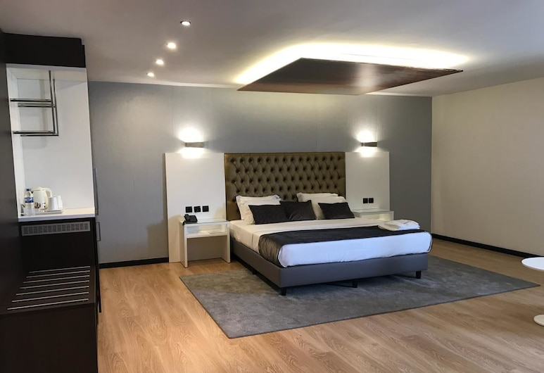 Beira Terrace Hotel, Beira, Presidential Suite, Guest Room