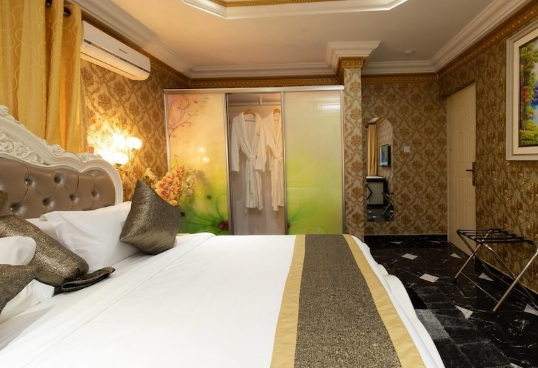 Ag Hotels & Suites, Accra, Suite, 1 Queen Bed (Ambasador), Guest Room